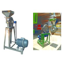 Mesin Penepung Gula Semut Disk Mill Penepung