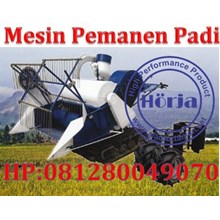 Rice Harvesters Combine Harvester Machines