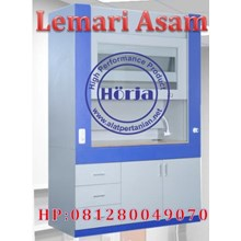 Lemari Asam Phenolic Resin