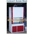 Lemari Asam Besi Fume Hood Steel 1
