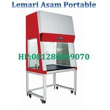 Lemari Asam Portable