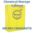 Chemical Storage CabinetSpesifikasi Teknis Lemari Laboratorium 1