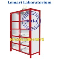 Lemari Laboratorium Bogor