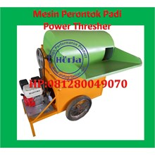 Mesin Perontok Padi Bogor Power Thresher Komben Padi