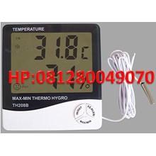 Thermohygrometer Alat Pengukur Temperatur dan Kelembaban