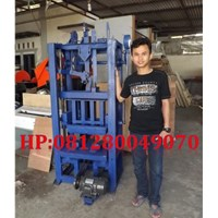 Harga Mesin Batako Press