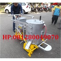 Machine Automatic road markings and cheapest