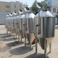 Jual Tangki Fermentor Fermentasi