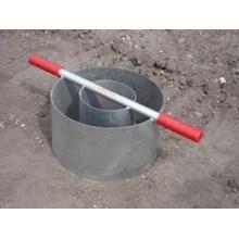 Double Ring Infiltration Perembesan Air ke dalam tanah