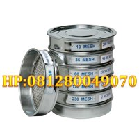 The Stainless Steel Sieve