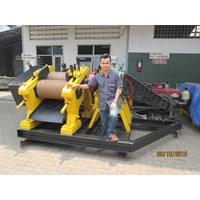 Jual Mesin Crumb Rubber Mesin Giling Karet Creeper Crumb Rubber Machine