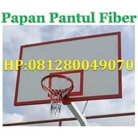 Papan Pantul Fiber Ring Basket