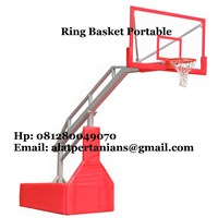 The Price Of Standard Portable Basketball Hoop PERBASI