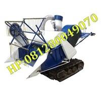 Mesin Combine Harvester Mesin Panen Padi