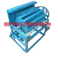 Alat Perontok Padi Manual Pedal Thresher Manual