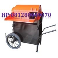 Perontok Rice Paddy Thresher Machine Machine