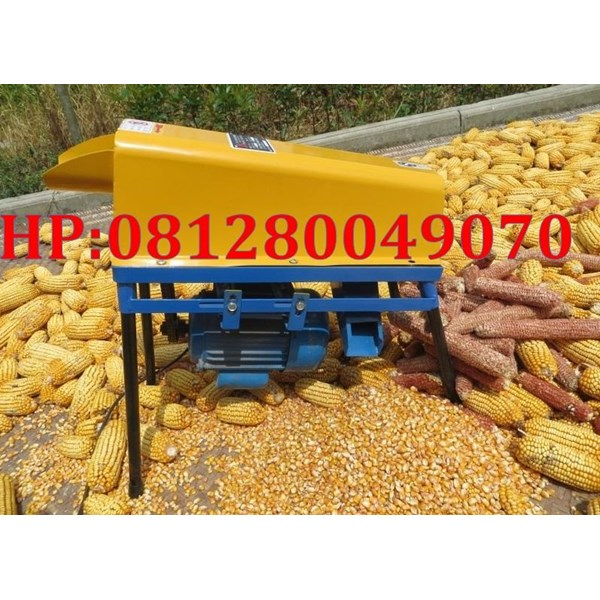 Mesin Perontok Jagung Single Corn