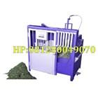 Mesin Perajang Tembakau Tobacco Chopper Machine 1