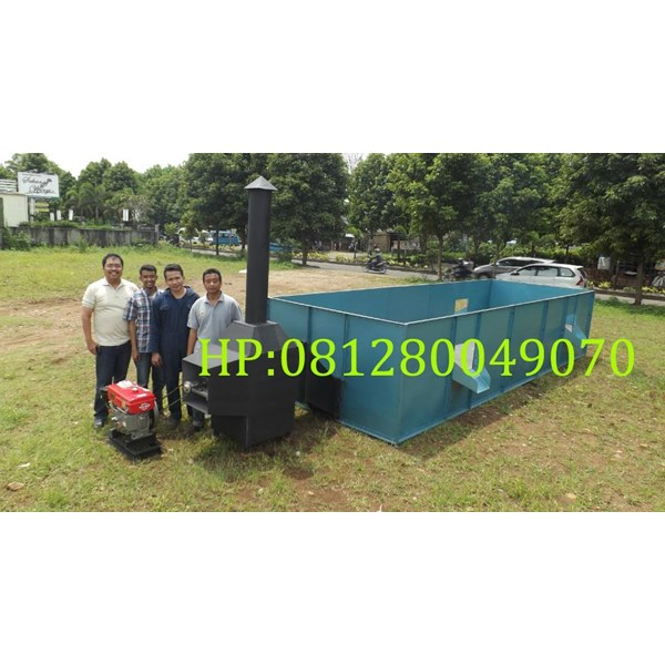 Mesin Box Dryer Mesin Pengering Kopi