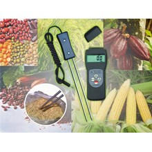 Measuring Moisture Content Of Grain MC7825G