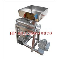 Paring Machine Coffee Skin Dry (Huller Stainless Coffee Machine)