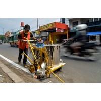 Jual Mesin Marka Jalan Papua