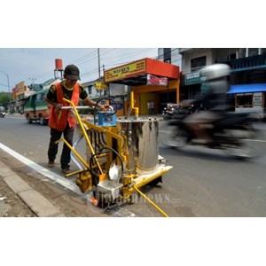 Road Markings Machines Papua