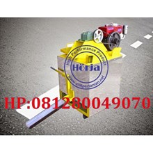 Engine Preheater Unit Thermoplastic Road Markings