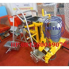 Jual Mesin Marka Jalan Thermoplastic Unit Dorong Manual