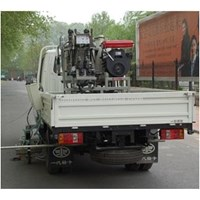 Outomatis Thermoplastic Road Markings Machines