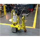 Cold Plastic Road Marking Machine 1