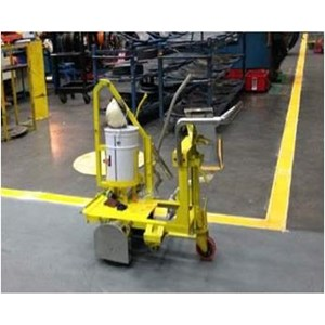 Cold Plastic Road Marking Machine
