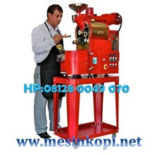 Mesin Roasting Kopi Toper (Coffee Roasting Machine)