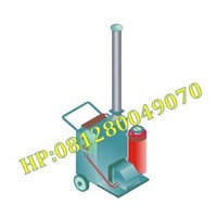 Jual Incinerator atau Insinerator Kapasitas 1 kg