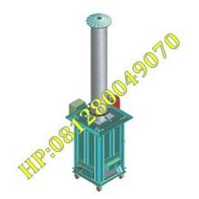 Incinerator atau Insinerator Kapasitas 3 kg
