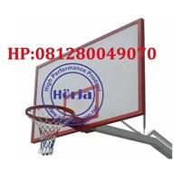 Papan Pantul Basket Bahan Fiber