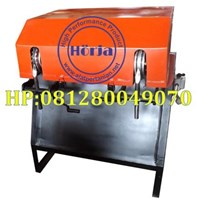 Coconut Shell Peeler Machine