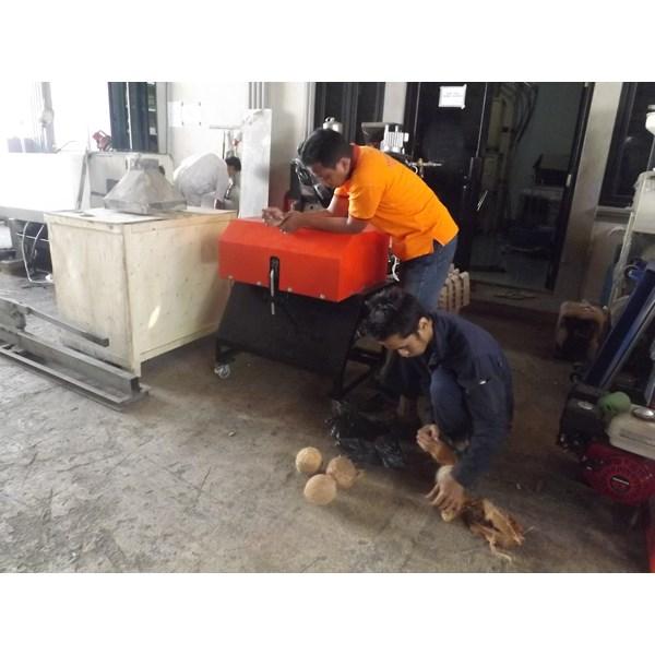 Harga Mesin Pengupas Tempurung kelapa