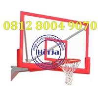 Papan Pantul Basket Bahan Akrilik 20 mm