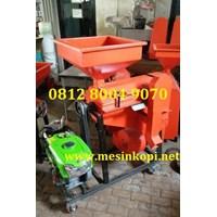 Mesin Pengupas Kulit Ari Tanduk Cangkang Biji Kopi Kering (Mesin Huller Kopi)