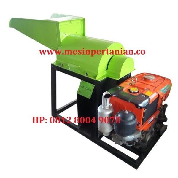 Mesin Pencacah Kompos Rumput Jerami HORJA CPS EC02 (Mesin Pencacah Multiguna)