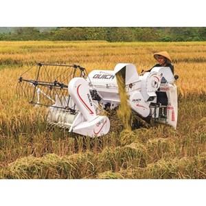 Combine Harvester (Mesin Pemanen Padi)
