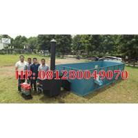 Jual Mesin Pengering Biji Kopi Kapasitas 3200 kg (Box Dryer Machine) 2