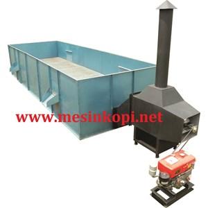Mesin Pengering Biji Kopi Kapasitas 3200 kg (Box Dryer Machine)