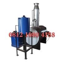Mesin Incinerator atau Mesin Incenerator Sampah Rumah Sakit