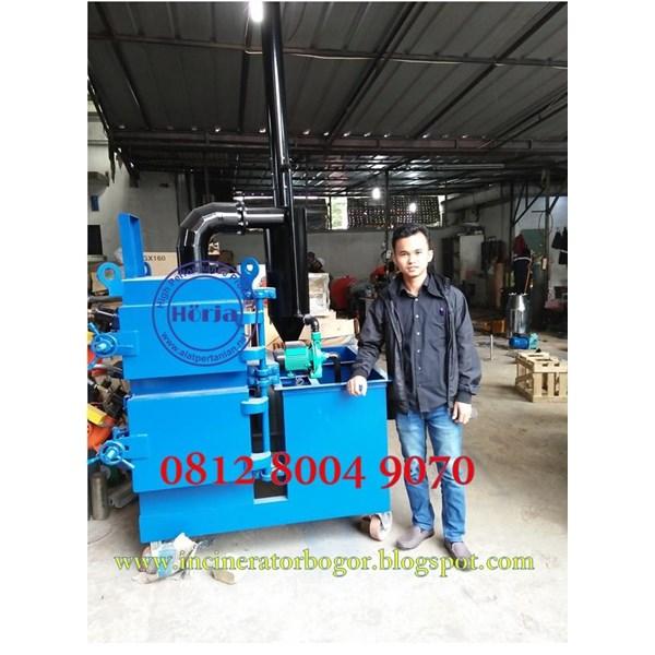 Mesin Incinerator Sampah Rumah Sakit