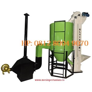 Mesin Vertical Dryer Mesin Pengering Jagung