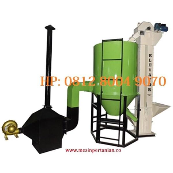 Mesin Vertical Dryer Mesin Pengering Jagung