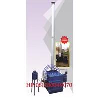 Jual Mesin Incinerator Limbah Puskesmas dan Limbah Industri 2