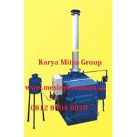 Mesin Incinerator Limbah Puskesmas dan Limbah Industri